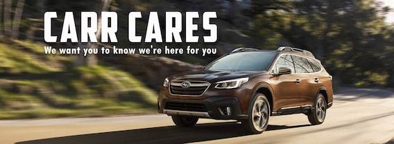 Carr Subaru New Subaru Used Car Dealership Beaverton Or