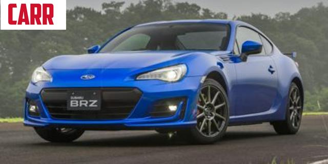 2018 Subaru BRZ Limited Coupe