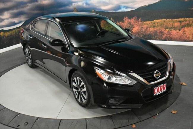 2017 Nissan Altima 2.5 SV Sedan Car