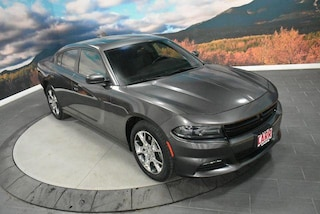 2015 Dodge Charger 4dr Sdn SXT AWD Car
