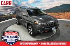 2016 Jeep Cherokee 4WD 4dr Trailhawk Sport Utility