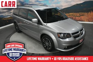 2017 Dodge Grand Caravan GT Wagon Mini-van, Passenger