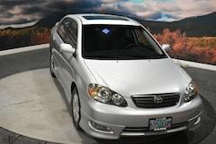 2007 Toyota Corolla 4dr Sdn Auto S Car