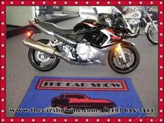 2008 Suzuki GSX 650F MotorCycle