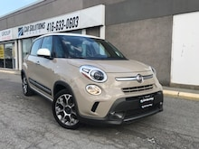 2014 FIAT 500L Trekking-Auto-Navi-Camera-Bluetooth Hatchback