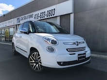 2014 FIAT 500L LOUNGE-LEATHER-SUNROOF-AUTO Hatchback
