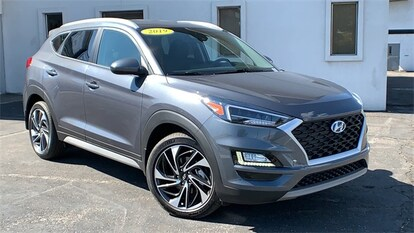 New 2019 Hyundai Tucson in Carson City NV | KM8J3CAL1KU989777 For Sale