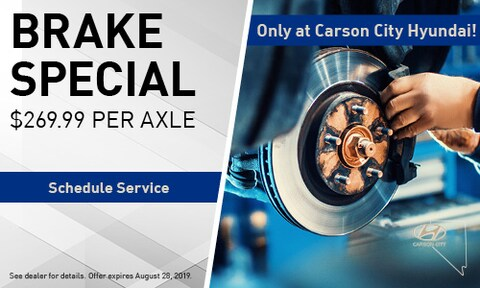July | Brake Special