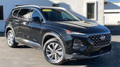 New 2019 Hyundai Santa Fe in Carson City NV