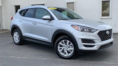 New 2019 Hyundai Tucson in Carson City NV