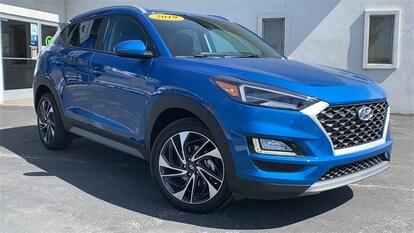 New 2019 Hyundai Tucson in Carson City NV | KM8J3CAL9KU008210 For Sale
