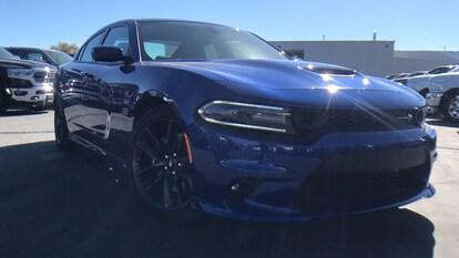 New 2019 Dodge Charger Indigo Blue R/T SCAT PACK RWD 19D4003