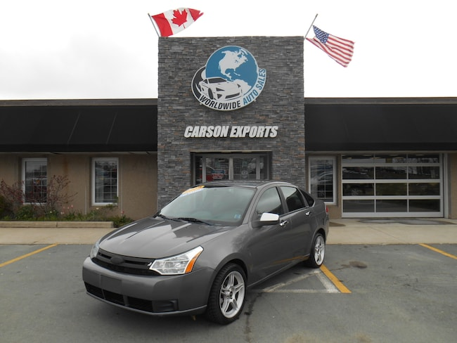 2009 Ford Focus AS TRADED SPECIAL! LOOK! Car