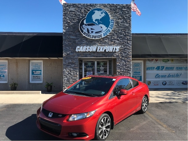 2013 Honda Civic Coupe WOW SI 6 SPEED! FINANCING AVAILABLE! Coupe