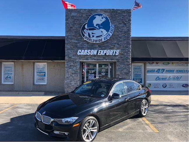 2013 BMW 3 Series LOOK 320I XDRIVE AWD! $150.00 BI-WEEKLY+TAX! Sedan