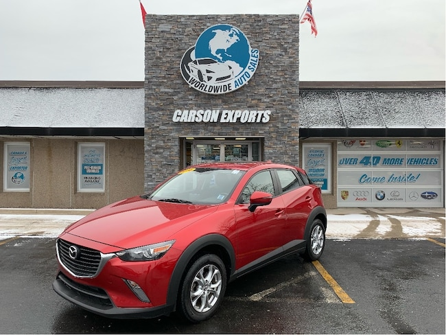 2016 Mazda CX-3 WOW GS AWD! $110.00 BI-WEEKLY+TAX! SUV