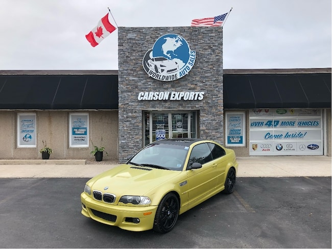 2002 BMW 3 Series ICONIC M3 RARE! Coupe