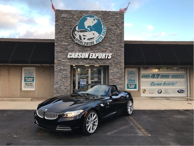2011 BMW Z4 LOOK CLEAN S DRIVE 35I! FINANCING AVAILABLE! Convertible