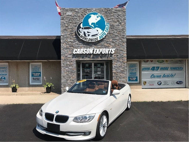2011 BMW 3 Series 335I CONVERTIBLE GET READY FOR SPRING Convertible
