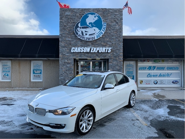 2013 BMW 3 Series CLEAN 320I W/XDRIVE AWD! FINANCING AVAILABLE! Sedan