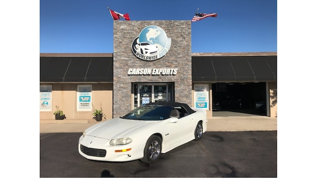 1998 Chevrolet Camaro SHARP Z28! Convertible