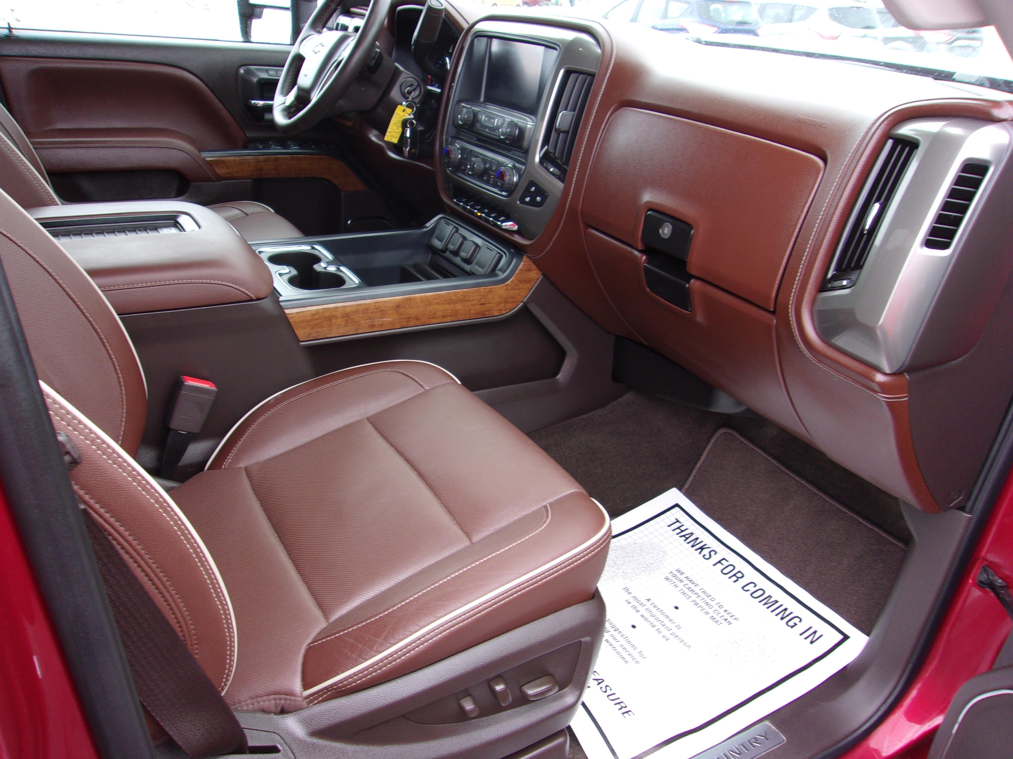Used 2018 Chevrolet Silverado 2500HD For Sale at Carson Ford
