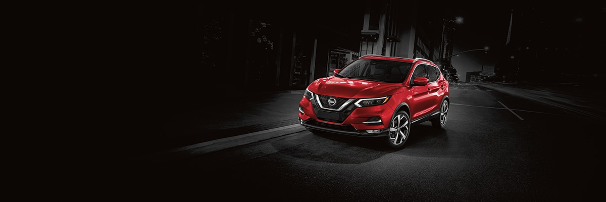 Nissan Rogue Sport Exterior Vehicle Features