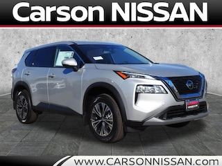 New 2021 Nissan Rogue SV SUV Los Angeles, CA