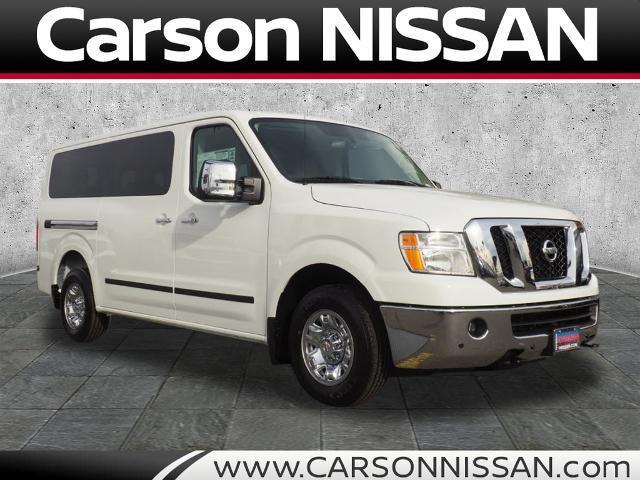 2021 Nissan NV Passenger NV3500 HD Van Passenger Van