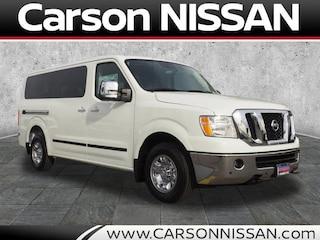 New 2021 Nissan NV Passenger NV3500 HD SL V8 Van Passenger Van Los Angeles, CA