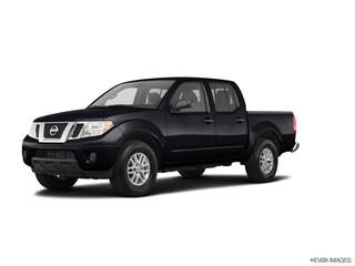New 2020 Nissan Frontier SV Truck Crew Cab Los Angeles, CA