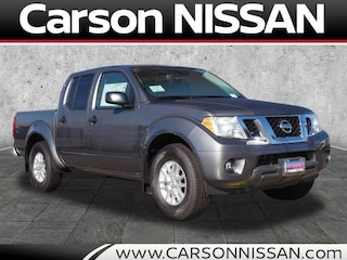 New 2020 Nissan Frontier SV Truck Crew Cab Los Angeles, CA