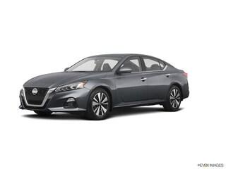 2020 Nissan Altima 2.5 S Sedan