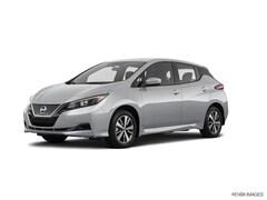 New 2021 Nissan LEAF SV Hatchback Los Angeles, CA