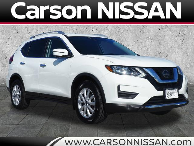 Used Nissan Rogue Carson Ca
