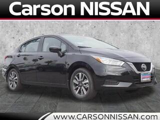 New 2020 Nissan Versa 1.6 SV Sedan Los Angeles, CA