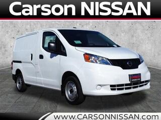 New 2021 Nissan NV200 S Van Compact Cargo Van Los Angeles, CA