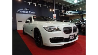 2013 BMW 740 Li xDRIVE / M SPORT PKG / NAVIGATION Sedan