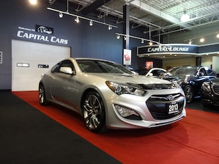 2013 Hyundai Genesis Coupe V6 GT / NAVIGATION / SUNROOF / BLUETOOTH Coupe