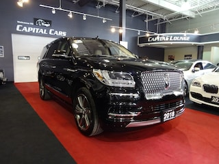 2018 Lincoln Navigator RESERVE / REAR ENTERTAINMENT PKG / TOW PKG SUV