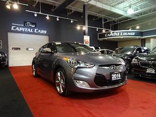 2016 Hyundai Veloster NAVIGATION / BACK UP CAMERA / TECH PKG / BLUETOOTH Hatchback