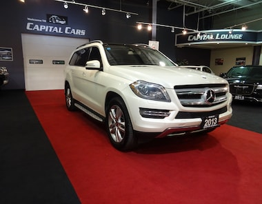 2013 Mercedes-Benz GL-Class 350 BlueTEC 4MATIC / NAVI / 360' PARK ASSIST SUV