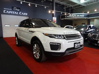 2016 Land Rover Range Rover Evoque SE / NAVIGATION / BACK UP CAMERA / PANO ROOF SUV