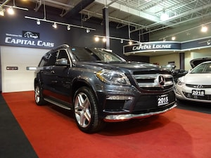 2015 Mercedes-Benz GL GL350 BlueTEC 4MATIC / NAVI / 360' PARK ASSIST