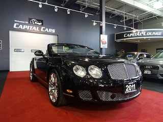 2011 Bentley Continental GT 80-11 EDITION / NAVIGATION / BACK UP CAMERA Convertible