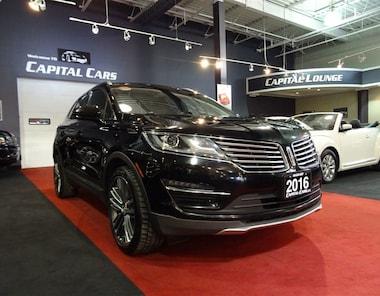 2016 Lincoln MKC RESERVE / NAVIGATION / BACK UP CAMERA SUV