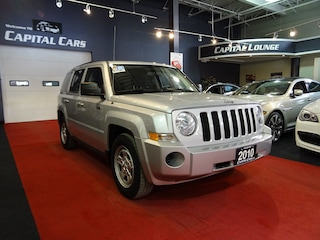 2010 Jeep Patriot SOLD!!  NORTH EDITION / POWER GROUP SUV
