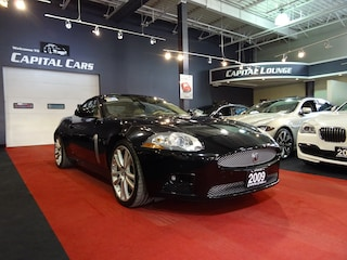 2009 Jaguar XKR NAVIGATION / COVERTIBLE / BLUETOOTH / 420HP Convertible