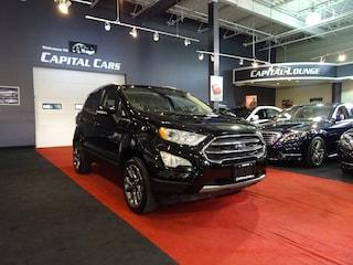 2019 Ford EcoSport TITANIUM / 4WD / NAVIGATION / BACK UP CAMERA SUV