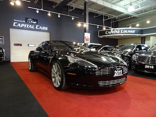 2011 Aston Martin Rapide LUXURY / NAVIGATION / V12 / RARE / 470HP Sedan